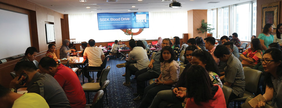 Blood Drive 2nd B