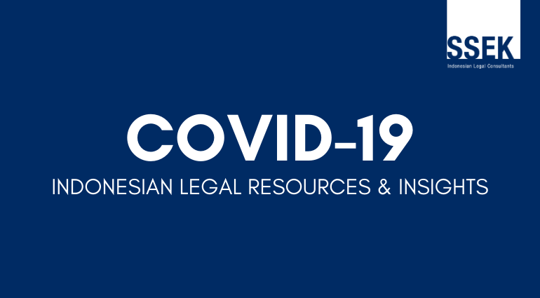 The New Normal Indonesian Health Minister Issues Covid 19 Workplace Guidelines